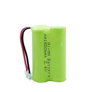 Ang baterya nga NiMH Rechargeable AA1800mAh 2.4V