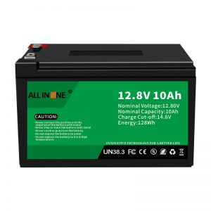 12.8V 10Ah LiFePO4 Lead Acid Replacement Lithium ion Battery Pack 12V 10Ah