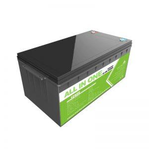 Taas nga Kapasidad Lalim nga Siklo nga Masulbad 12.8v 400ah Lifepo4 Lithium Ion Battery Pack