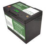 Rechargeable cylindrical cell 12 volt 70ah pack lithium nga baterya sa adlaw nga pagtipig