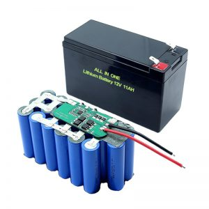 TANAN SA USA 18650 3S5P 12Volt Lithium Battery 11Ah Rechargeable Lithium Battery Pack