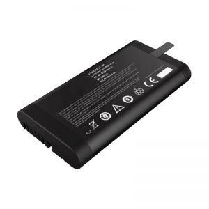 14.4V 6600mAh 18650 Lithium Ion Battery Panasonic Battery alang sa Network Tester nga adunay SMBUS Communication Port