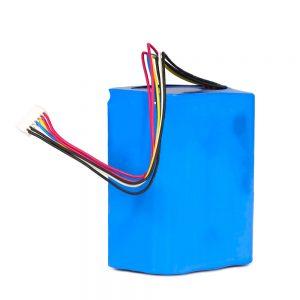 Espesyal nga gigamit alang sa Medical Apparatus ug Instruments 18650 3500mah cells 7.2v10.5ah nga baterya pack