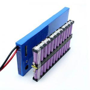 TANAN SA USA nga Wholesale 12S2P 18650 li ion Battery 44.4V 6Ah Alang sa Electric Skateboard