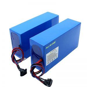 TANAN SA USA ka selyula 13S7P 18650 48v 20.3ah nga baterya sa elektrisidad nga bisikleta