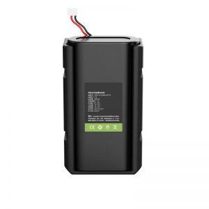 18650 7.2V 2600mAh Ubos nga Temperatura sa Lithium Battery Pack Alang sa SEL Selector