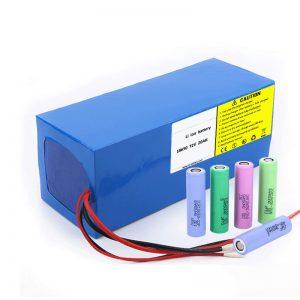 Lithium Battery 18650 72V 20Ah Ubos nga pagpaubos sa kaugalingon nga rate 18650 72v 20ah lithium baterya alang sa mga de-koryenteng motorsiklo