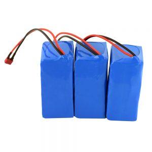 18V 4.4Ah Rechargeable Customized 5S2P Lithium ion Battery Pack alang sa Mga Power Tool