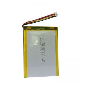 516285 3.7V 4200mAh Smart gamit sa balay nga polymer lithium nga baterya