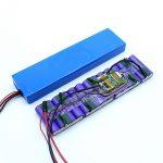 Ang Presyo sa Pabrika Gipahiangay nga 18650 36 Volt Battery Lithium Ion 36V Battery Pack