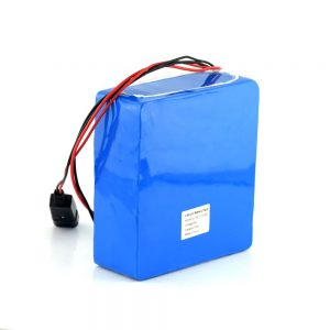 48V 15Ah 20Ah Rechargeable Lithium Ion Battery Pack 48 Volt Electric Scooter Bike Battery