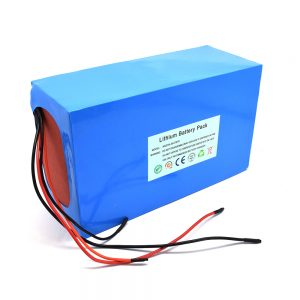 48v / 20ah lithium battery pack alang sa electric scooter