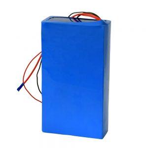 Mahibal-an nga 60v 12ah lithium nga baterya alang sa electric scooter