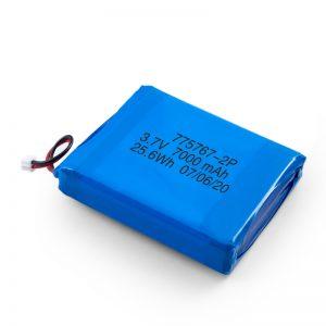 Pasadya 3.7V 2450 2600 3900 4000 4500 4700 5000 6000 9000Mah Polymer Lipo Battery