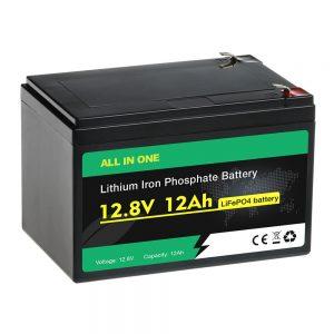 12V 12Ah Pack Replacement Lead Acid Battery LiFePO4 nga Baterya