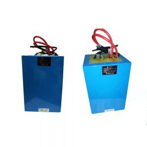 LiFePO4 Rechargeable Battery 150AH 24V alang sa solar / sistema sa hangin