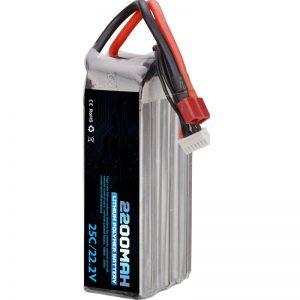 init nga pagbaligya nga rechargeable lithium polymer nga baterya 22000 mah 6s lipo
