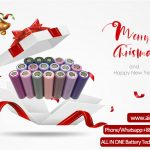 Merry Christams Greetings From ALL IN ONE Battery Technology Co Ltd.
