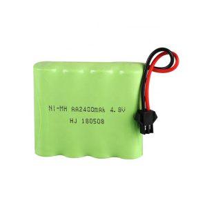 Ang baterya nga NiMH Rechargeable AA2400mAH 4.8V