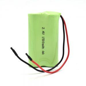 Ang baterya nga NiMH Rechargeable AA1500mAh 2.4V