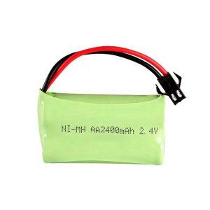 NiMH Rechargeable Battery AA2400mAH 2.4V