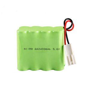 Baterya nga NiMH Rechargeable AA2400 9.6V