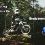 TANAN SA USA KA Electric Bike Baterya