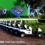 Ang Labing Maayo nga Mga Baterya sa Cart sa Golf: Lithium vs. Utang nga Acid