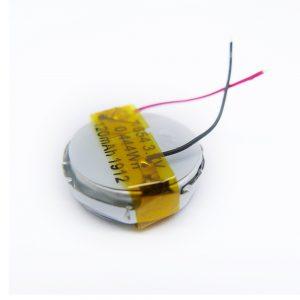 Ang LiPO Customized Battery 1654 3.7V 120mAh