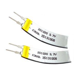 Ang LiPO Customized Battery 3.7V 43mAH
