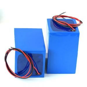 16s4p 18650 60v 40ah Lithium Battery Pack alang sa Electric Scooter Rechargeable Battery