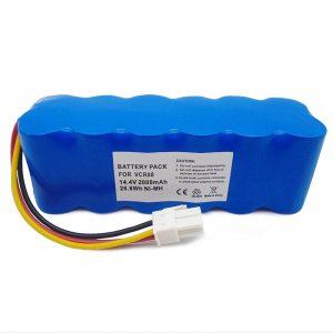 taas nga kalidad nga 14.4v kapuli nga vacuum cleaner nga baterya alang sa navibot SR8750 DJ96-00113C VCA-RBT20