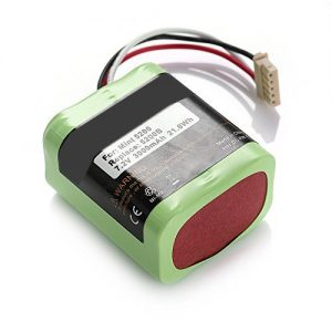 Ang Beston Scooba Mint5200B 7.2V 3Ah kapuli nga Rechargeable Ni-MH battery Pack alang sa iRobot Vacuum cleaner
